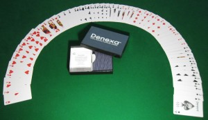 Verifying a deck of cards