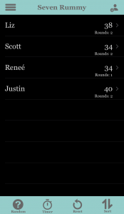 Score Keeper 2020 screenshot
